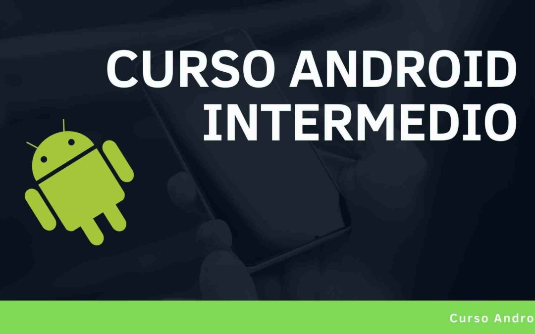 Portada Curso Android Intermedio